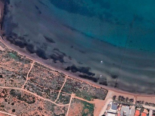 Acceso mar menor, Islas Menores