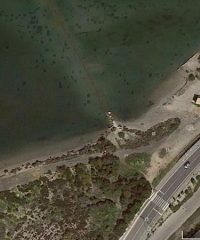 Acceso mar menor, La Manga-Puente del Estacio (norte)