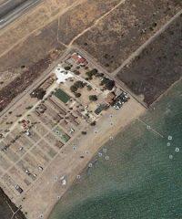 Acceso mar menor, Sgo de la Ribera-Camping Mar Menor