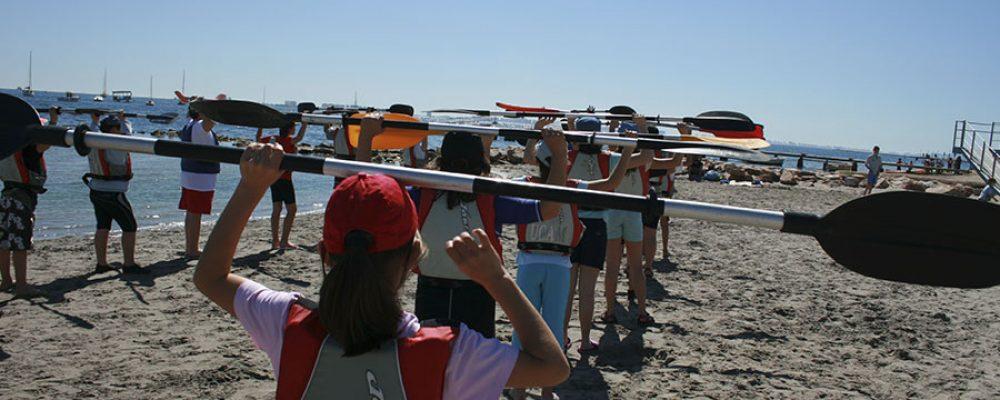 Comienza el periodo de inscripción de los campamentos de verano del Ayuntamiento de Murcia