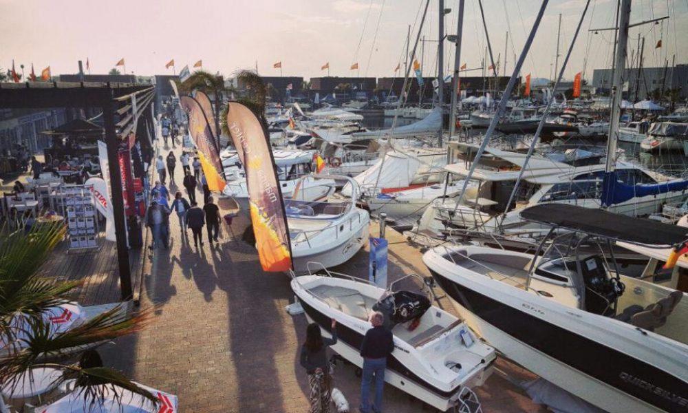 Puerto Marina de las Salinas, un lugar de ensueño para los amantes del mar
